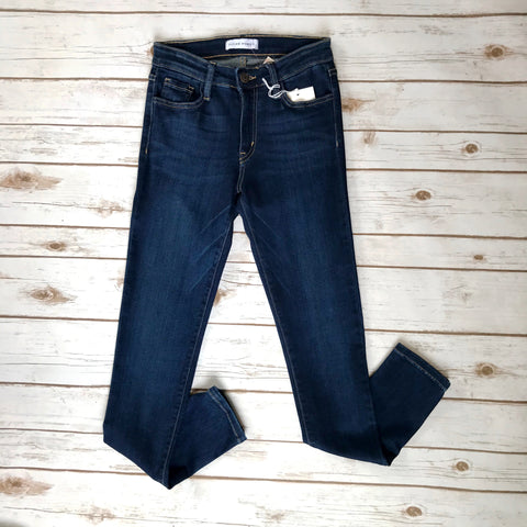 Mid Rise Lycra Denim - Why Not Boutique