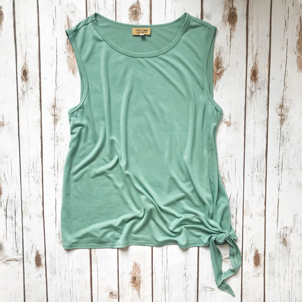 Saylor Tank - Why Not Boutique