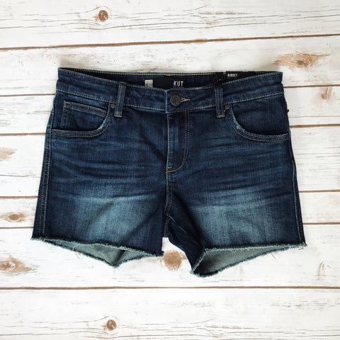 Gidget Fray Shorts - Why Not Boutique