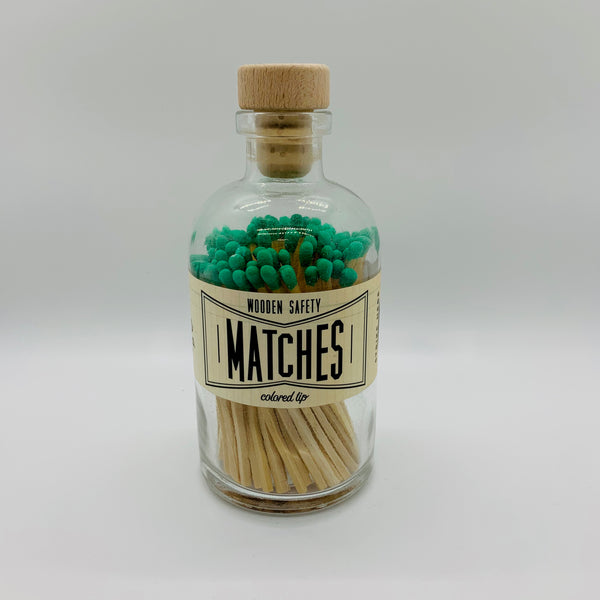 Vintage Apothecary Matches - Why Not Boutique