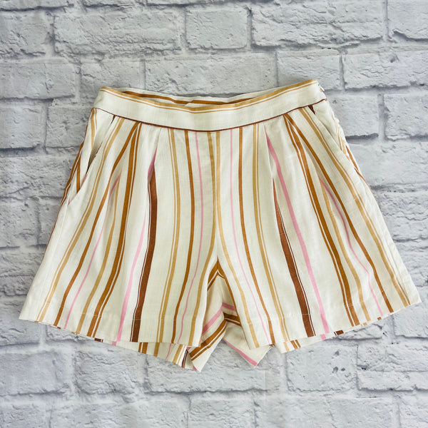 Layla Striped Shorts