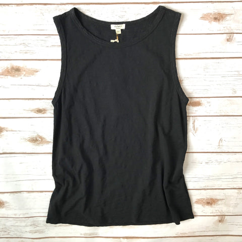Classic Sleeveless Crew - Why Not Boutique