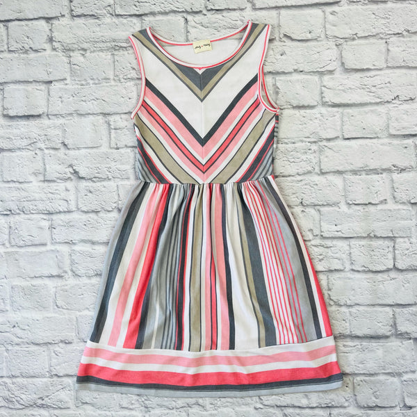 Piper Stripe Dress