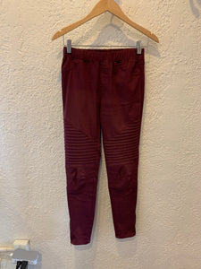 Washed Moto Jeggings - Why Not Boutique Tampa