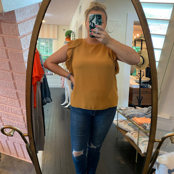 Sabrina Top - Why Not Boutique
