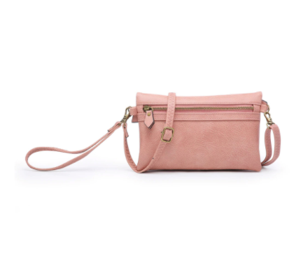Kelly Zip Crossbody Wristlet - Why Not Boutique
