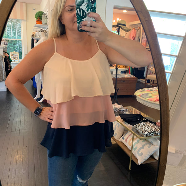 Harlow Top - Why Not Boutique