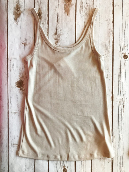 Scoop Neck Tank - Why Not Boutique