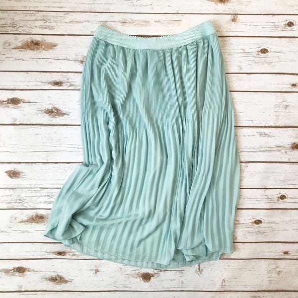 Pleated Midi Skirt - Why Not Boutique