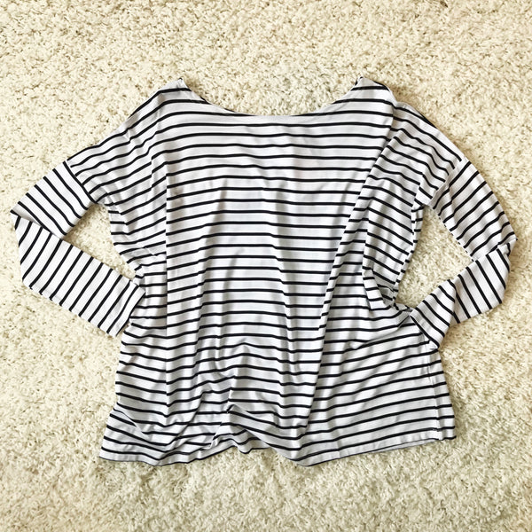 Stevie Striped Top