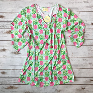 Pineapple Paradise Tunic - Why Not Boutique