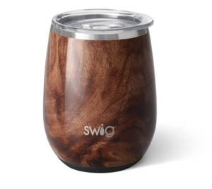 Swig 14 oz Stemless Wine with Straw - Why Not Boutique Tampa