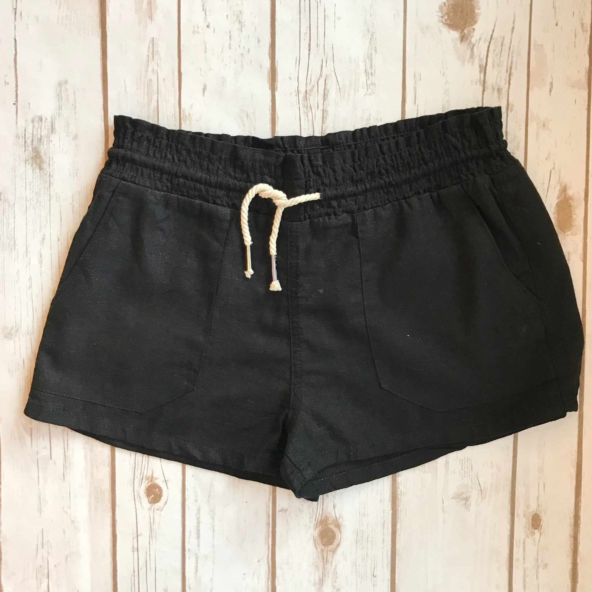 Rope Drawstring Shorts - Why Not Boutique Tampa