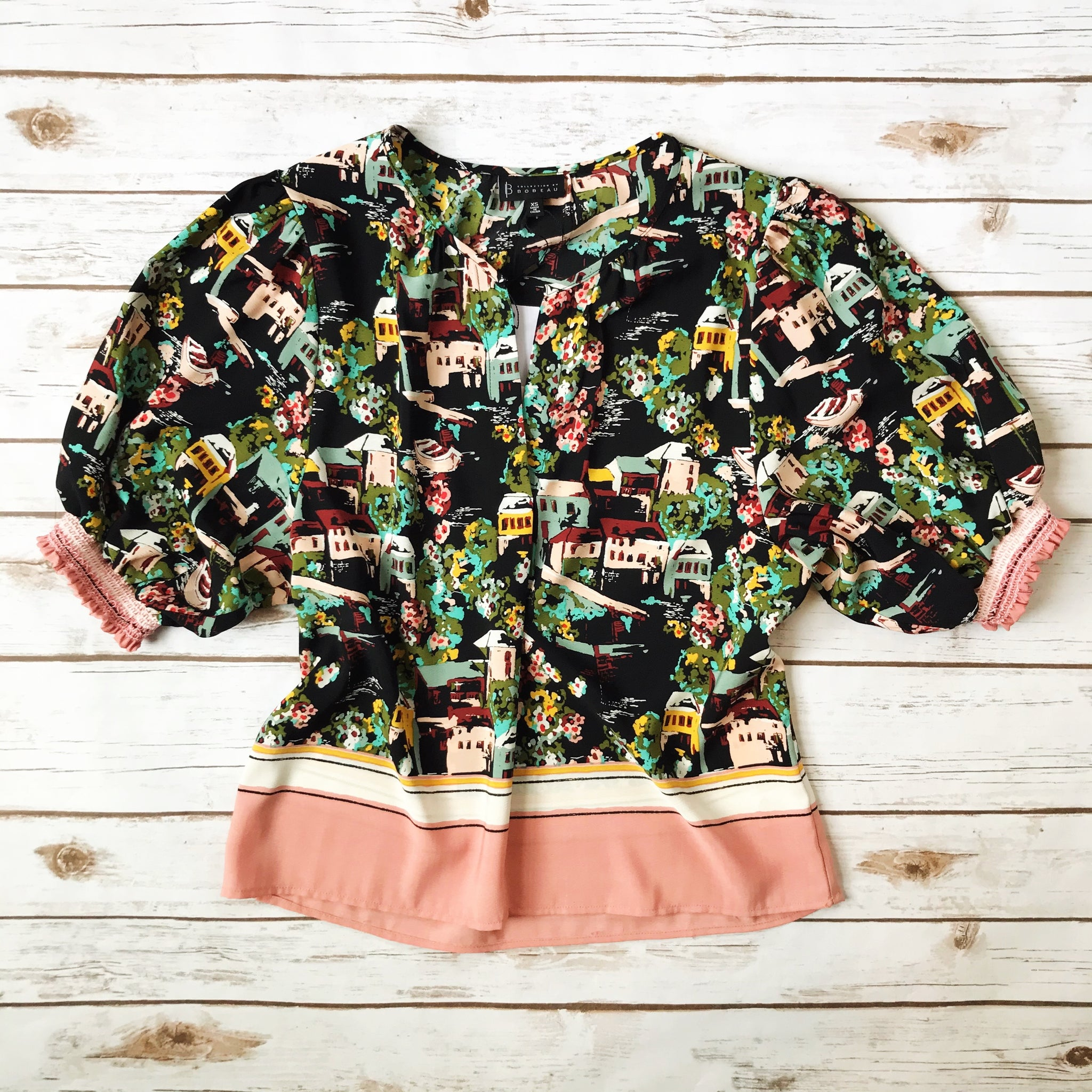Valerie Blouse - Why Not Boutique