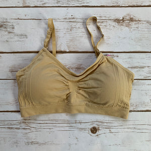 Adjustable Strap Bra Top - Why Not Boutique