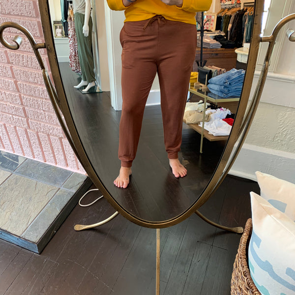 Hazel Joggers - Why Not Boutique