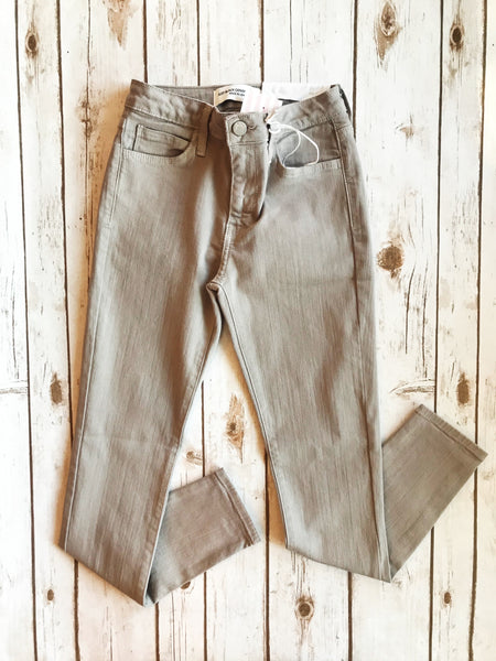 High Rise Basic Skinny - Why Not Boutique Tampa