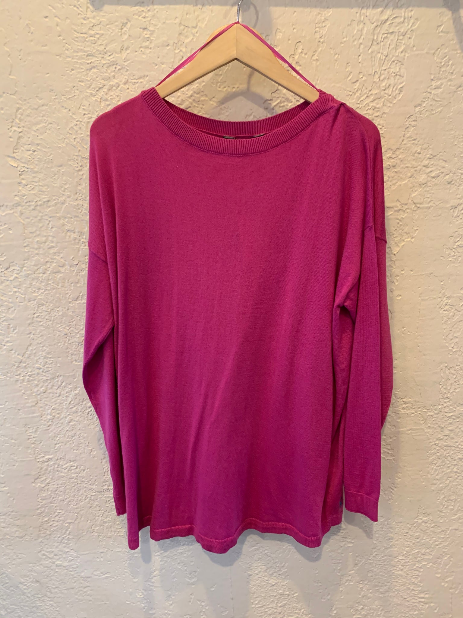 Kerry Slash Neck Jumper - Why Not Boutique