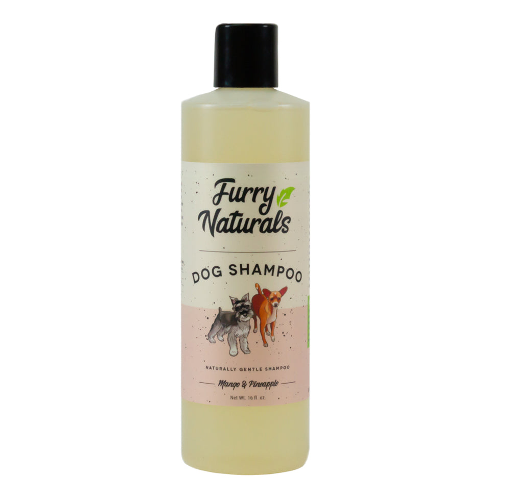Mango & Pineapple Dog Shampoo 16oz