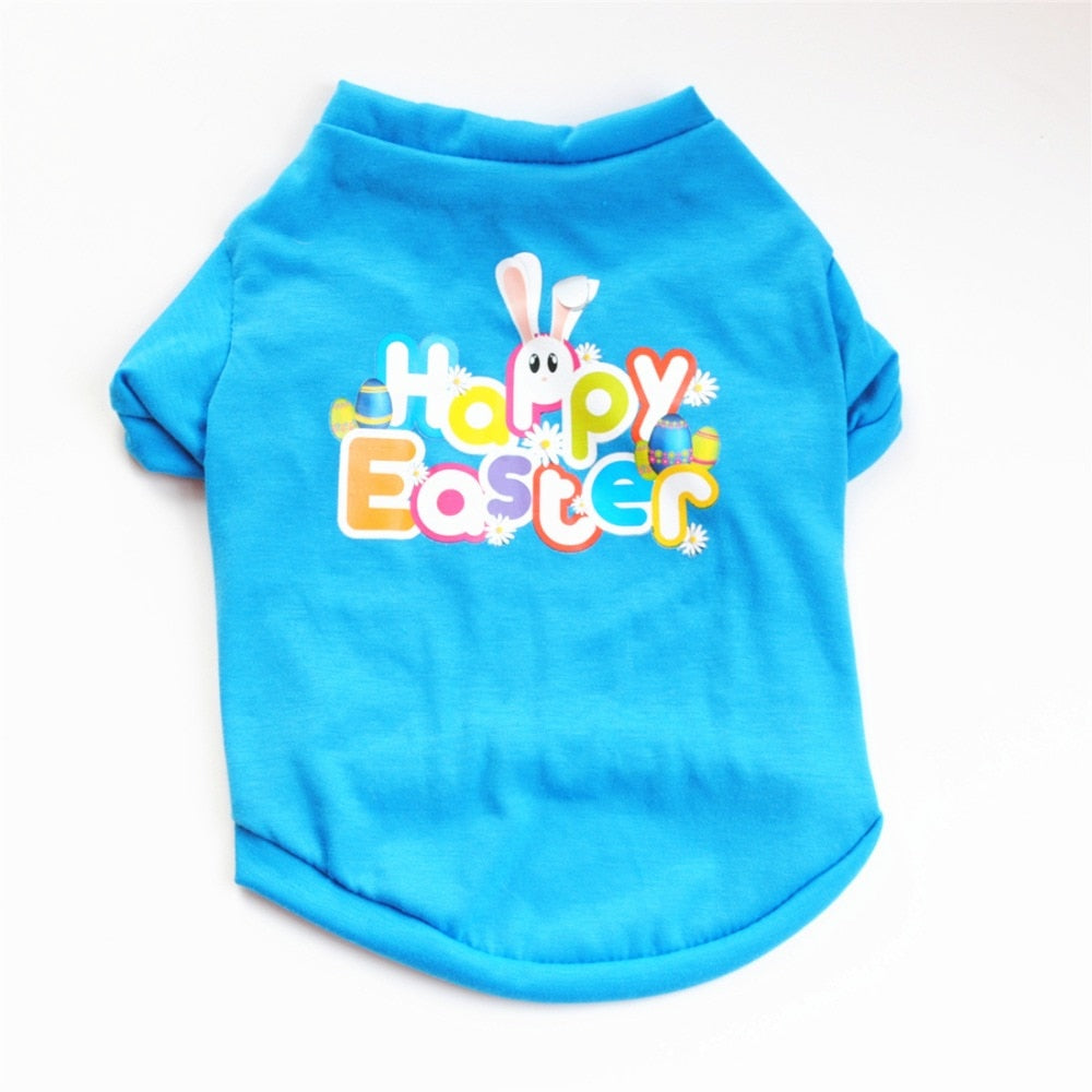 Easter Holiday Pet T-Shirt