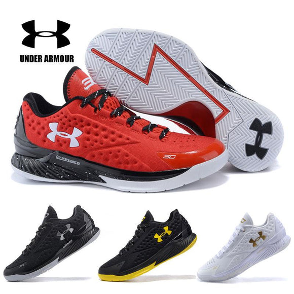 competitive price 8d319 17535 Under Armour Shoes zapatillas hombre Basketball Shoes Men Sneakers UA CURRY  1 ONE Man Sports Shoes Outdoor Athletic sport shoes