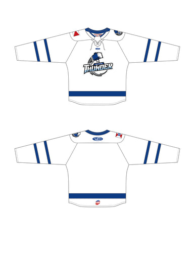 New White Home Jersey