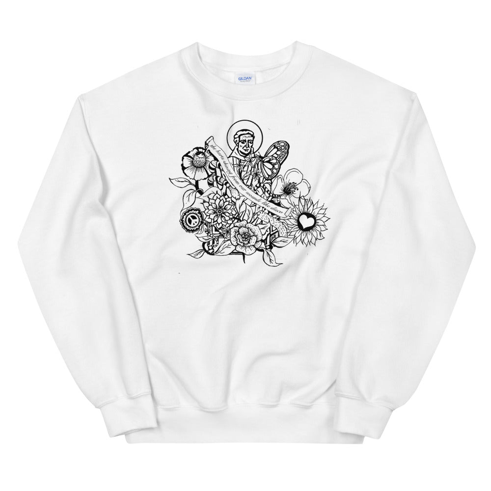 On Spiritual Friendship Unisex Sweatshirt