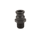"075F, MALE ADAPTER 3/4"" MALE THREAD"
