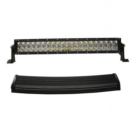 "10-10088, SpeedDemon - Curved LED - 20"" DRCX Light bar CREE - Black OPS"