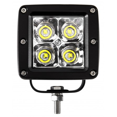 10-20034, SpeedDemon - LED - Work Light - 16w - 4PACK - Flood FL