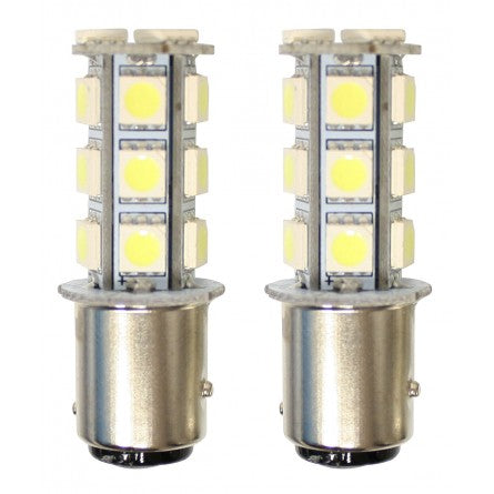 10-20125, SpeedDemon - LED - 1157A Replacement LED bulb Pair - Amber