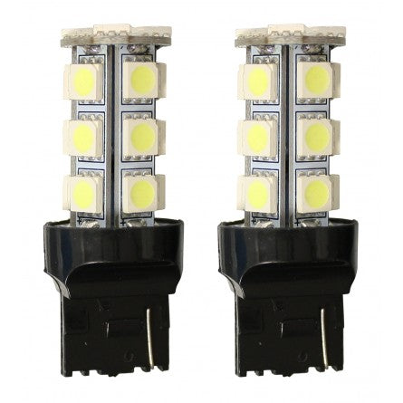 10-20126, SpeedDemon - LED - 7440 Replacement LED Bulb Pair - White