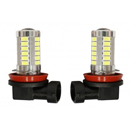 10-20134, SpeedDemon - LED - H8 LED Light Bulb Pair