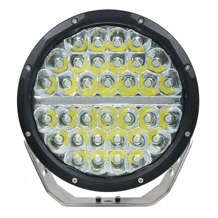 "10-20158, SpeedDemon - LED - 9"" Hi-Lux Round Driving Light - Spot"