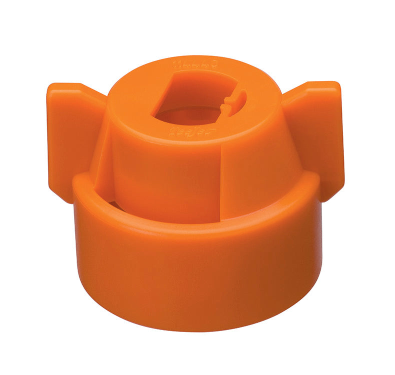 CP114440A-8-CE, TEEJET CAP ORANGE NEW STYLE REPL CP25611-8