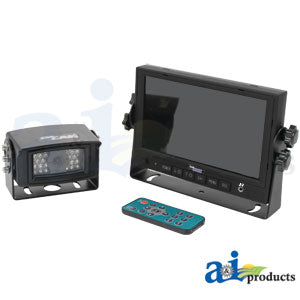 "CC7M1C, CabCAM Video System (Includes 7"" Monitor and 1 Camera)"