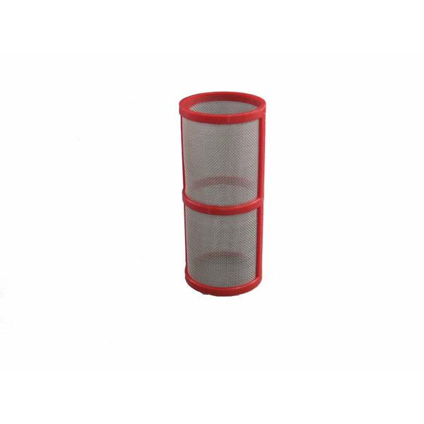 CP23174-2-304SS, SCREEN 30 MESH FOR AA122 STRAINER NEW ISO COLOR IS RED