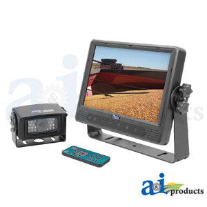 "CTB9M1C, CabCAM Video System, Touch Button (Includes 9"" Monitor and 1 Camera)"