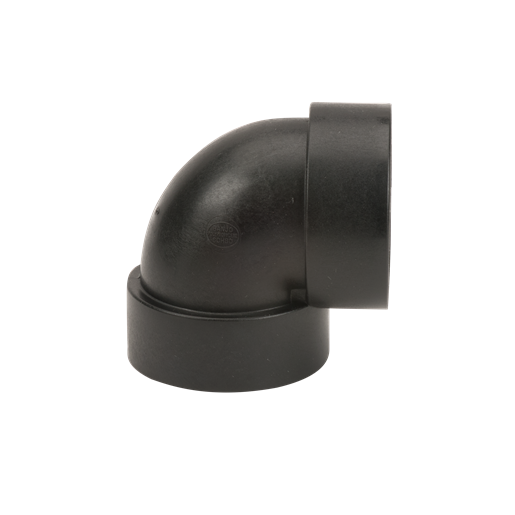 "EL300-90, 3"" Poly Pipe Elbow 90 Degree"