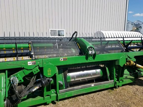 EP-003AA,HARVEST SCREEN JD FLEX DRAPER