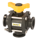 "MV100BL, 1"" Manifold Valve-Bottom Load"