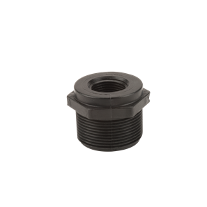 "RB150-075, 1-1/2""MPTX3/4""FPT REDUCER BUSH"