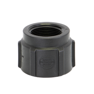 "RC150-125, 1-1/2""X1-1/4""Poly Reducer Cplg"