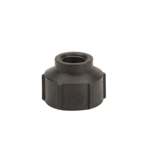 "RC200-100, 2"" X 1"" POLY REDUCER COUPLING"