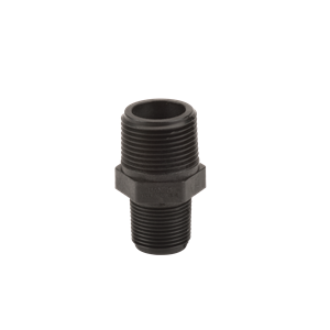 "RN100-075, 1"" X 3/4"" Poly Reducer Nipple"