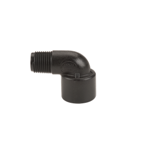 "SL050-90, 1/2""Poly Street Elbow-90 Degre"