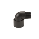 "SL075-90, 3/4""Poly Street Elbow-90 Degre"