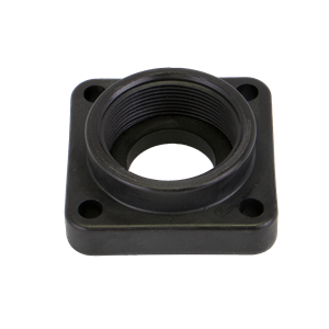 "V20256, 2"" THREADED END PLATE"