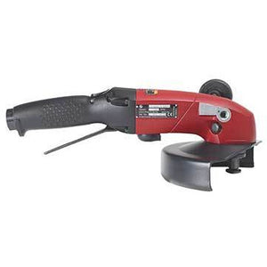 "Amoladora angular , Capacidad de disco 180 mm (7"") , Longitud 340 mm , Velocidad libre 8500 RPM , MOD CP-3850-85AB7V , CHICAGO PNEUMATIC - HNL INDUSTRIAL TOOLS"