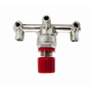 Manifold para compresor con regulador integrado, MOD. 97503, GONI P/975/977 - HNL INDUSTRIAL TOOLS